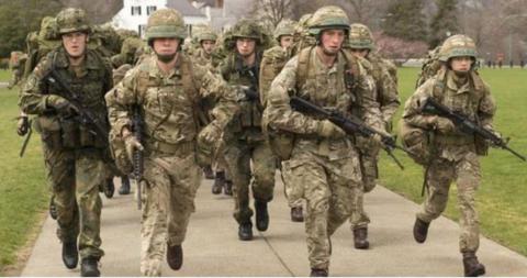 美国大量民众收到强制征兵通知,美军:不是我们发的