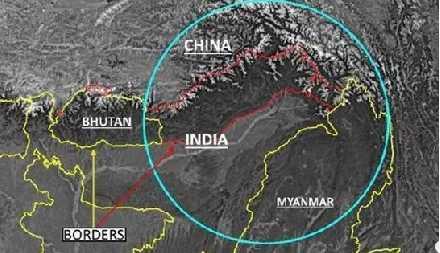 全球聚焦美国伊朗 中印边境突然传来一个大消息!