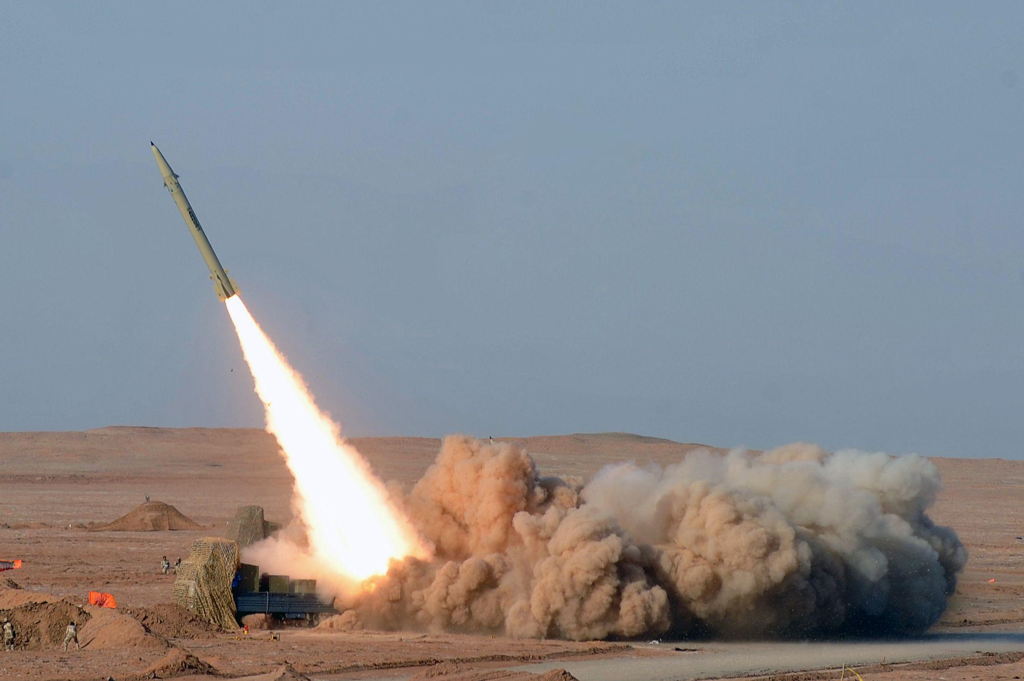 揭秘伊朗袭击美军导弹型号:显然有所保留 防止美国反击