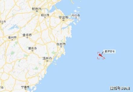 1月6日 一艘美军巡洋舰逼近浙江 30分钟火速逃离 这一幕太解气