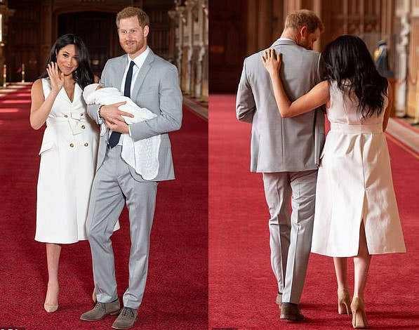 哈里王子夫妇宣布退出英国王室 原因让人出乎意料