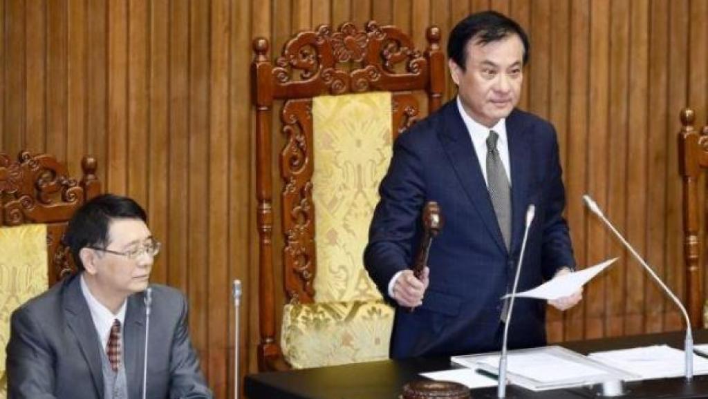 """周忠菲:想靠《反渗透法》做台湾政坛""""不死鸟""""?"""