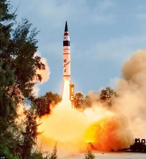 美俄卫星真的在印度边界发现了一个隐藏的移动洲际弹道导弹平台吗