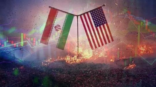 特朗普挖下大坑,伊朗求援中国后连出三招!