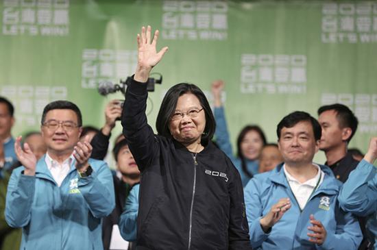 学者:台湾这次选举也许造就了中国统一的临门一脚