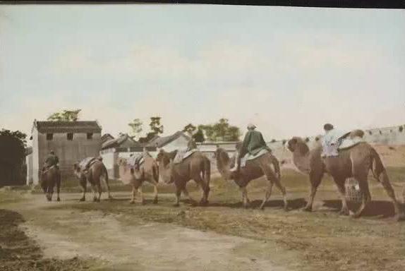 很罕见110年前的中国老照片!比你想象的要好!