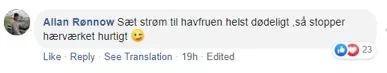 乱港暴徒在丹麦惹众怒后,又来这套!