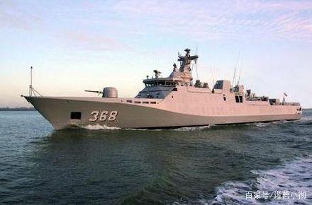 大批军舰一字排开,直指南部最大岛屿 军方:战备