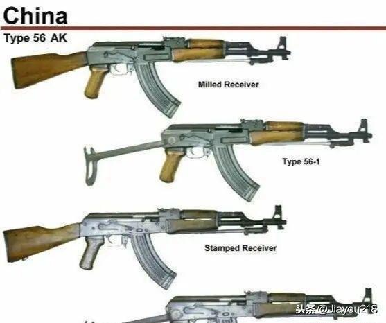 最全中国单兵轻武器图解,军迷的集结地