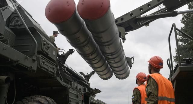 在美伊紧张局势中,俄罗斯成为最大赢家,伊拉克将购买S-400系统