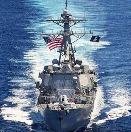 来者不善!中国近海警报响不停,美舰距台州仅200千米