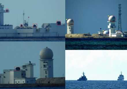 万安滩没捞到好,越南又进赤瓜岛,解放军掀开岸防炮