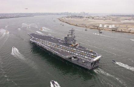 美要在钓鱼岛部署军队 刚说完 我海军宣布重磅消息