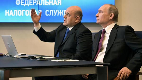 """普京的新角色与统俄党的""""党建"""""""