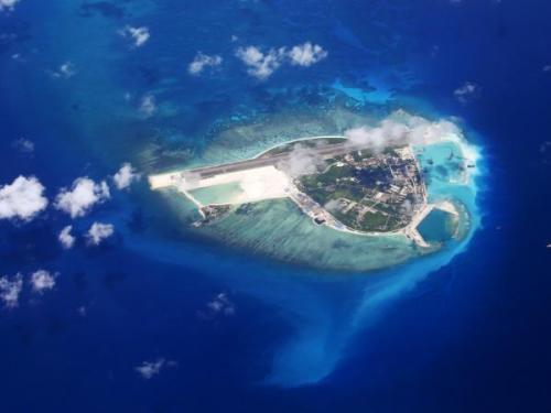 美智库:中国若掌控南海 万亿美元全成废纸!