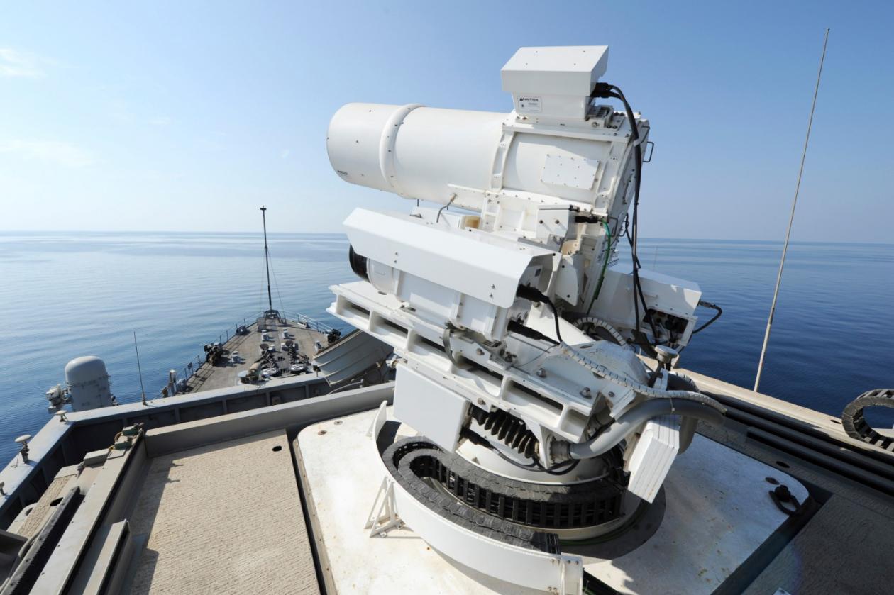 为未来战争做准备!美军濒海战斗舰年底前将用上激光武器