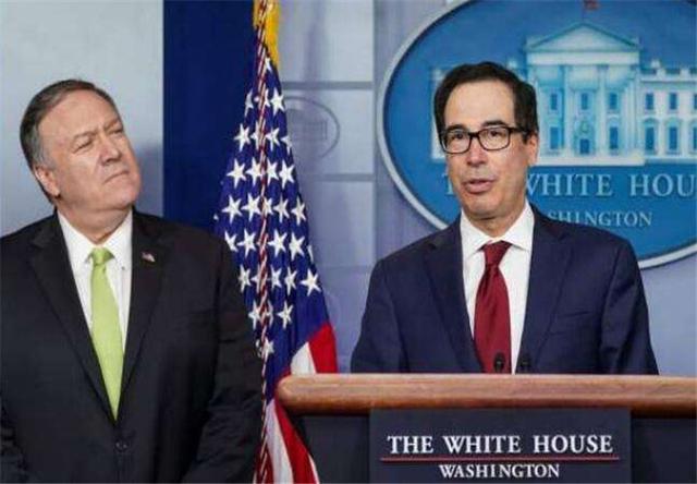 """中东局势还未消停,美国又将""""黑手""""伸向中国,收到中方严正警告"""