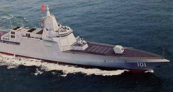 美智库:中国暂停建造003,舰艇总量反超美军49艘