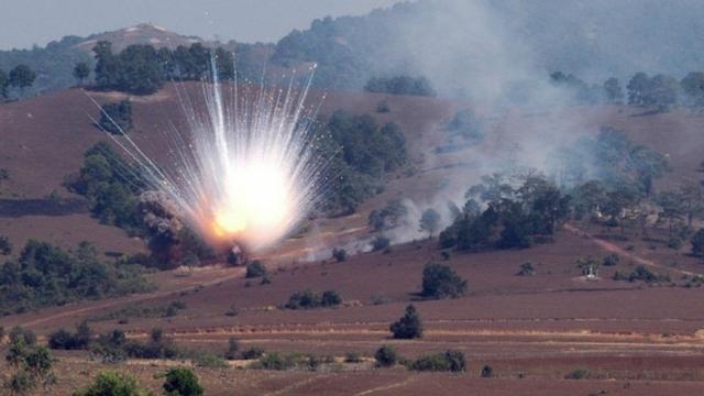 俄叙联军同仇敌忾,发动60余次空袭,大批叛军非死即伤