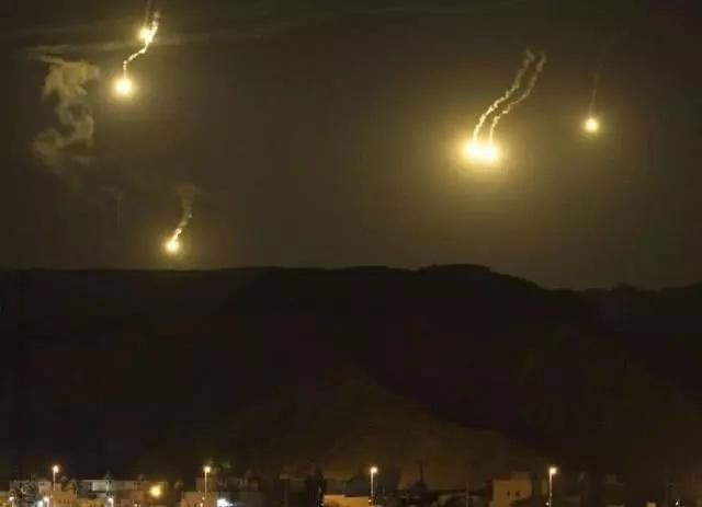 美军派F35中东镇场,伊朗导弹只有招架之功无还手之力