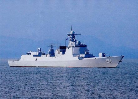 为何五角大楼这女人的一句话 就能让中国海军陷入危险