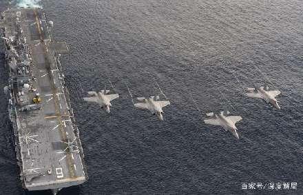 挑战主权?美舰闯东海F35紧密跟随 中国已亮明后果