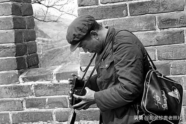 70年代北京老照片:那时候人们生活很简单,一碗水饺才两毛钱
