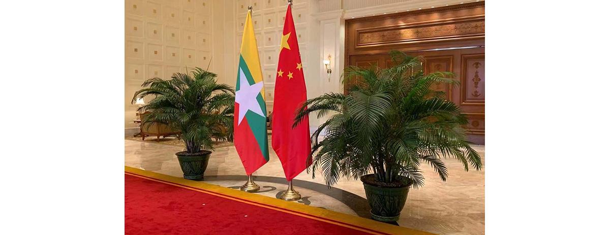 缅甸倒向中国,中囯珍珠链战略完成!美囯绝望