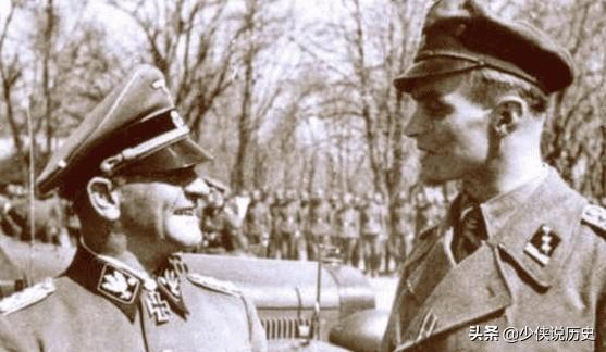 长得帅确实能救命,二战时这名德国军官,因颜值高被释放