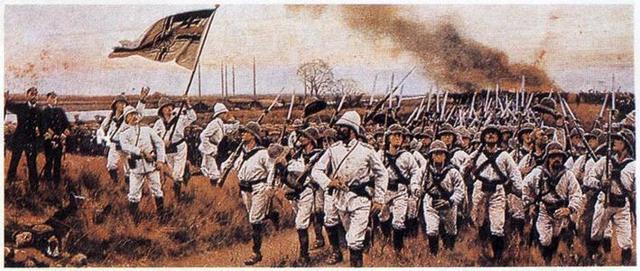 晚清武器堪称精良,八国联军都自叹不如,为何八国联军还能入侵中国