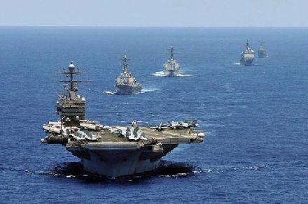 美航母刚走,12架F35永久部署南海,中国早有防备