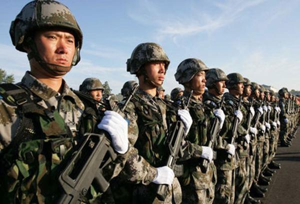 中国不能轻言战争?少将回应:真理在枪炮射程之内