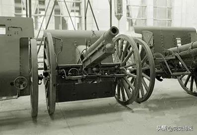 百团大战中的一场漂亮伏击战 缴获的野炮至今陈列在军博