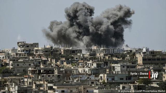 叙军遭遇惨痛败仗,俄军发起2020年最大规模空袭,大批坦克开向前线