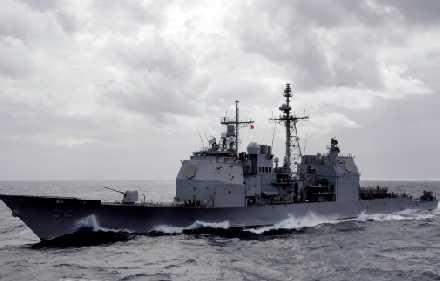 055舰云集青岛港,美急调侦察卫星:释放危险信号