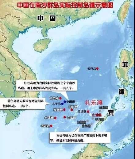 南部海域突然传来消息,110艘不沉的航空母舰震撼全球