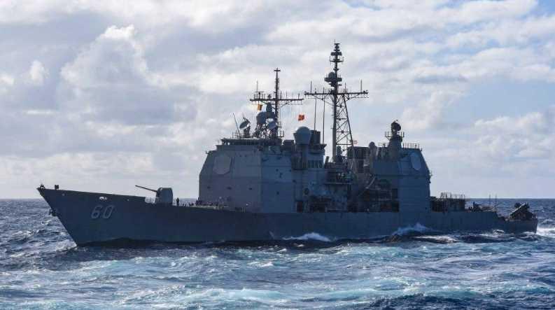 """美国正在打造一支""""空心海军""""  中国如何应对?"""