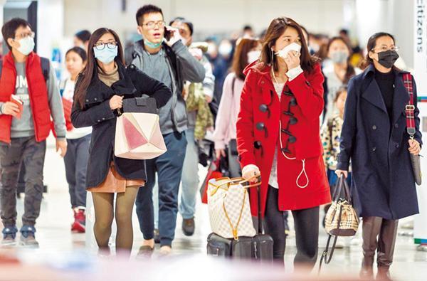 台当局对N95口罩、外科口罩等管制出口 为期1个月