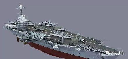 003建造加速?8万工程师彻夜加班,与海峡局势有关