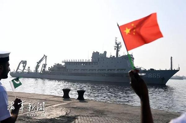 """房兵评点2019中国军队的""""朋友圈"""""""