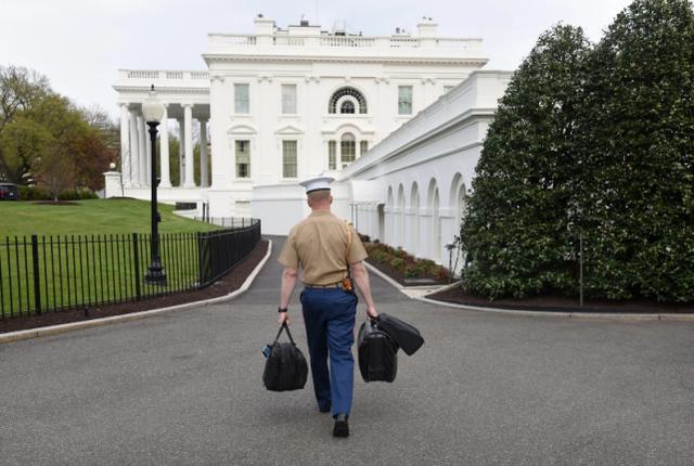 美国总统如何下令发射?除了一线军人没人阻止得了!