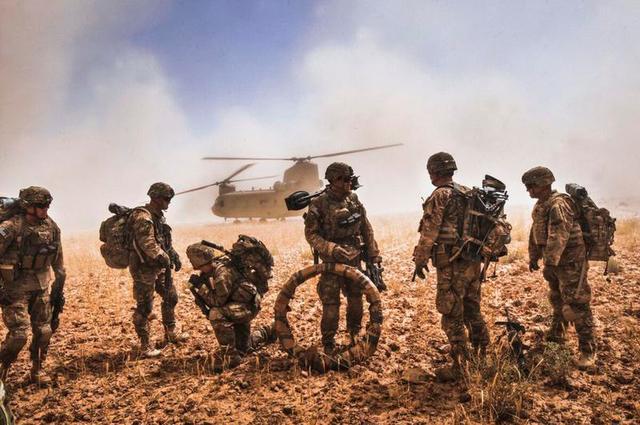 驻阿美军轮换和暴露问题 真被治安战打怕了?