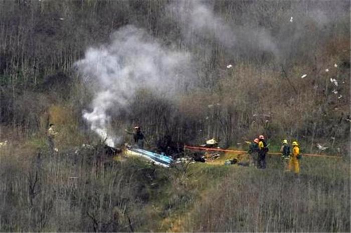 科比坠机另有隐情:直升机曾两度爆炸,疑点重重!