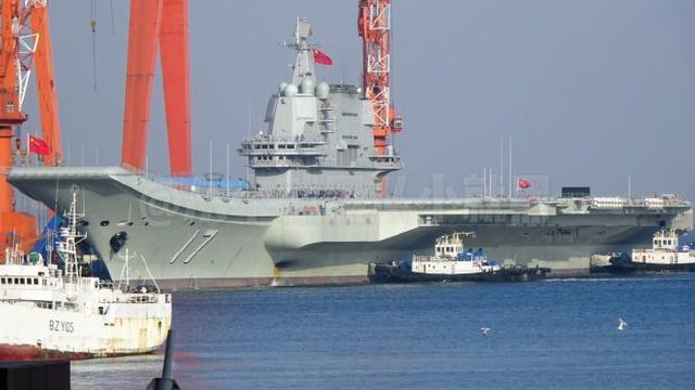 回娘家省亲!国产航母山东舰元旦当天返回大连造船厂