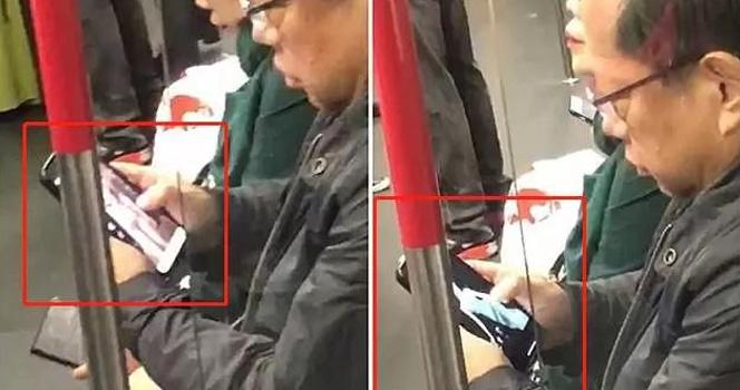 """""""禍港四人幫""""何俊仁看美女短片曝光 網友怒批:為老不尊"""