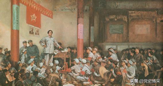 林彪的两封信与毛泽东的经典之作《星星之火,可以燎原》