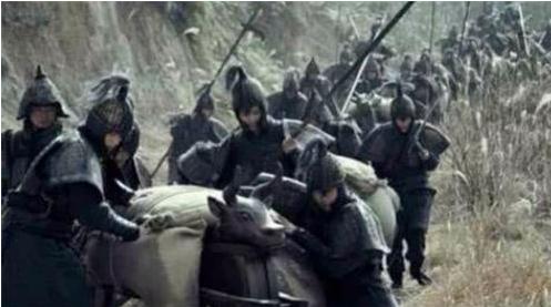 古代軍隊行軍打仗吃什么?和熒幕中的印象完全不同