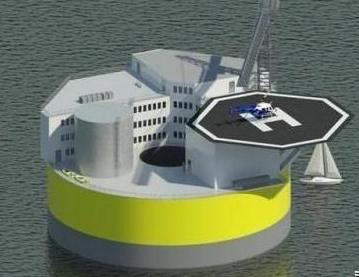 中国造海上浮动基地 吓坏白宫