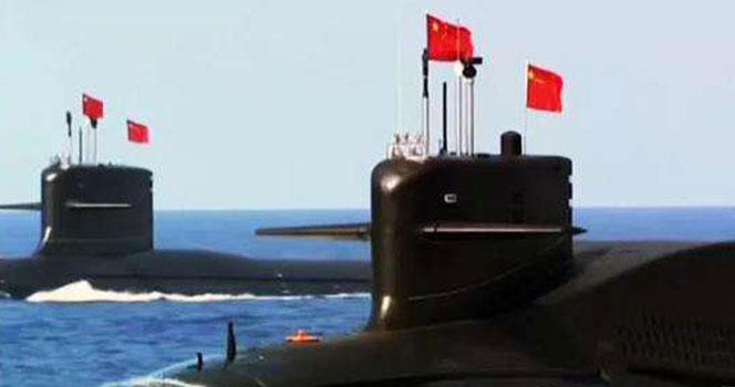 核潜艇下潜时长:美国85天,俄罗斯62天,中国令世人骄傲