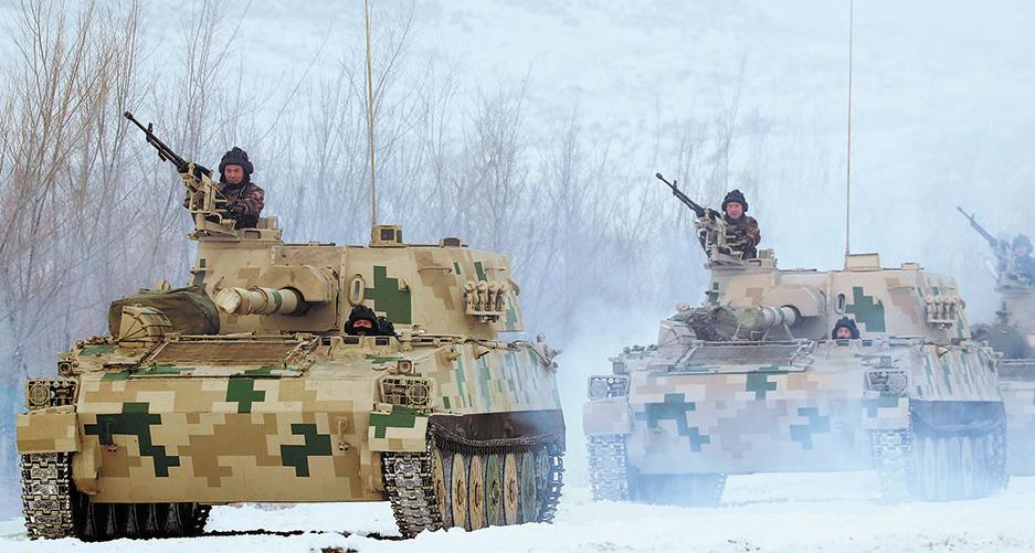 现在的中国陆军实力:全球任何国家陆军都没能力打败它